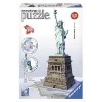 Estatua de la Libertad, Puzzle 3D