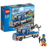 Camión Grúa Lego City