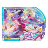 Barbie Y Mascota Voladora Aventura