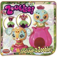 ZOOBLES TWOBLES, PACK 2 FIGURAS