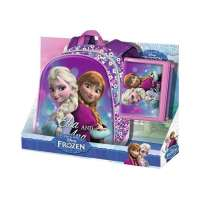 Frozen PAck Mochila + Billetera