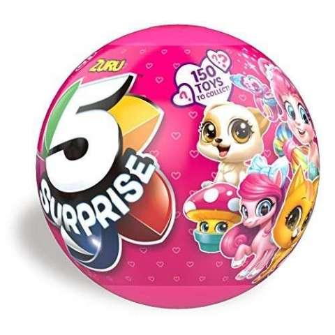 Cife bola 5 surprise Rosa 41688