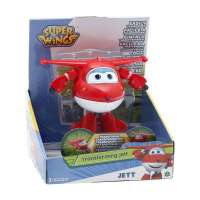 Superwings Jett Transforming