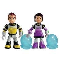 Miles Del Futuro Pack 2Fig.Leo & Loretta