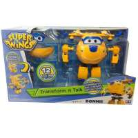 SUPERWINGS TRANSFORMABLE TALK