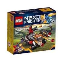 LEGO Nexo caballeros El Glob Lobber