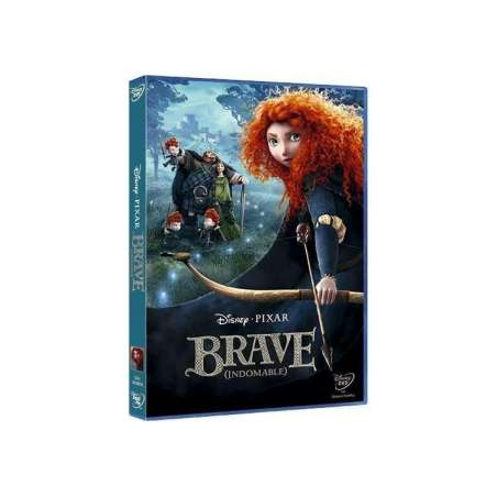 DVD - Brave (Indomable)