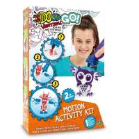 IDO 3D GO ACTIVITY KIT 2 BOLIS, NIÑA