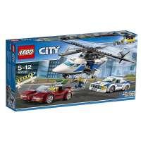 Lego Persecución por la autopista