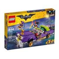 Lego - Coche modificado Joker