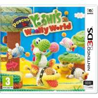 Nintendo 3DS Poochy, Yoshi & Wooly World
