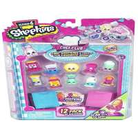 Shopkins Serie 6 Pack De 12 Shopkins