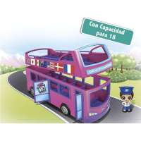 Gift Ems Tour Bus