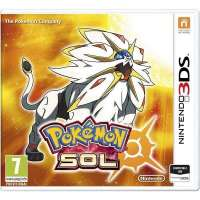Nintendo 3DS Pokemon Sol
