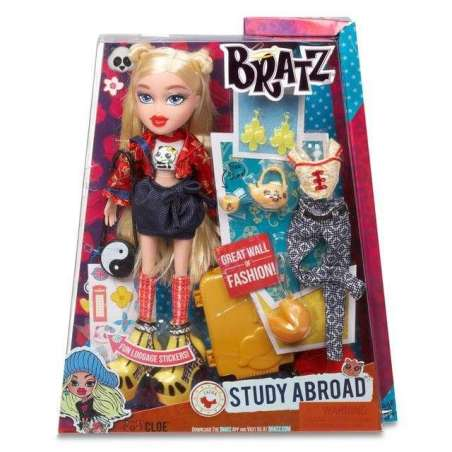 Bratz Study Abroad Cloe