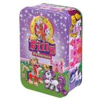 FILLYS PRINCESS CAJA METALICA