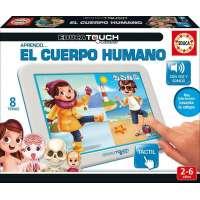 Educa Touch Jr El Cuerpo...