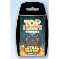 Top Trumps Sw Episodios 1 Y 3