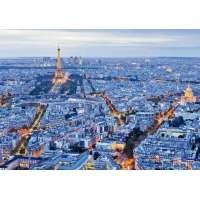 PUZZLE 1000 LUCES DE PARIS