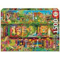 PUZZLE 1500 EL JARDIN SECRETO