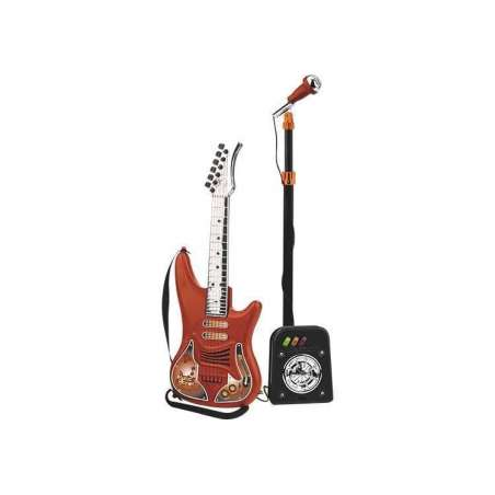 SET GUITARRA Y MICRO CON BAFLE