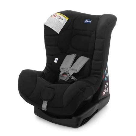 Chicco silla Auto Eletta Negra Grupo 0-1