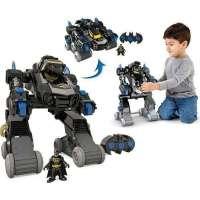 Imaginext Bat-Robot...