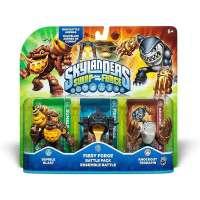 Pack 3 Skylanders (Bumble,...