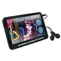 "MONSTER HIGH PMP 4,3"" 4 GB DE INGO"