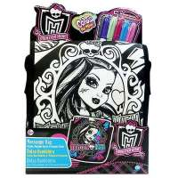 BOLSO BANDOLERA MONSTER HIGH