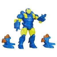 Avenger figura 9 Cm Iron Man Azul A7089