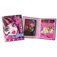 MONSTER HIGH MAQUILLAJE CREATIVO