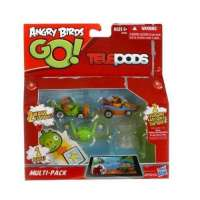 Angry Birds - Teleport
