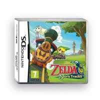 The legend of Zelda: Spirit...