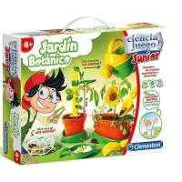 CIENCIA JUNIOR BOTANICA