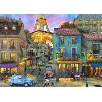 PUZZLE 1500 CALLES DE PARIS