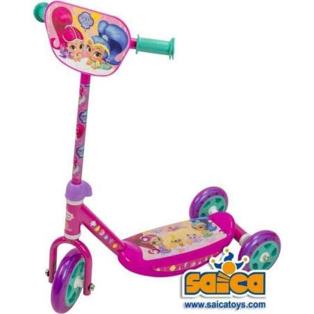 SHIMMER AND SHINE SCOOTER 3 RUEDAS