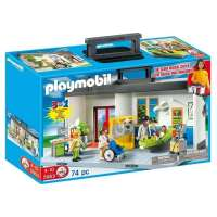 MALETIN HOSPITAL PLAYMOBIL