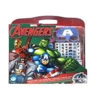 Avengers Mega Set De Diseño