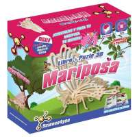 3D MARIPOSA SCIENCE 4YOU