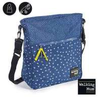 Walking Mun Bolsa Silla Denim