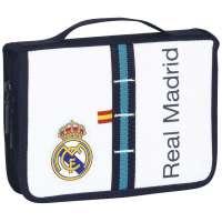 Estuche Plumier Real Madrid...
