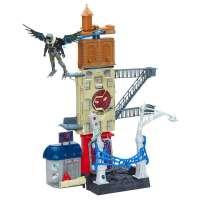 Spiderman Web City Playset...
