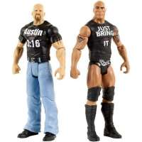 Wwe pack 2 fig. Tough...