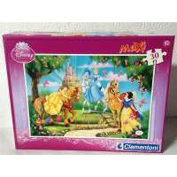 Maxi Princesas Disney 30pz