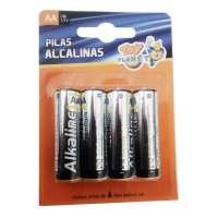 Blister 4 Pilas Alcalinas...