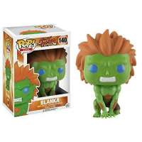 STREET FIGTHER FUNKO POP...