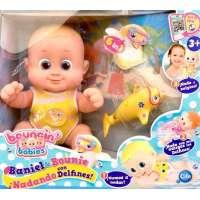 Bouncing Babies Daniel Nadando Delfines