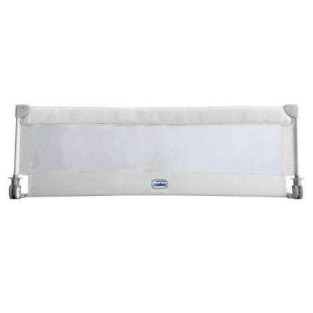Barrera de Cama 150 Cm Blanca