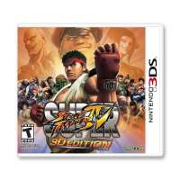 3DS Super Street Fighter IV 3D